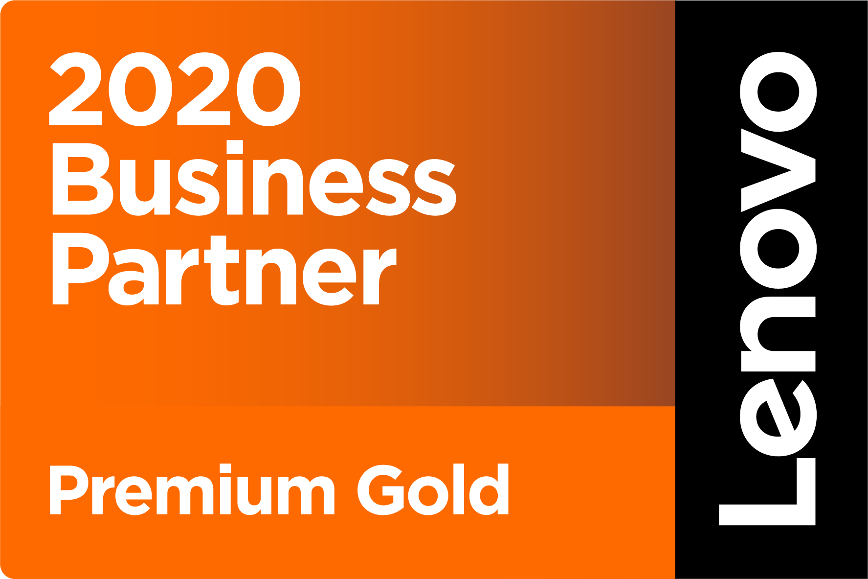 2020 Business partner Premium Gold